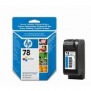 Cartucho original HP 78 Color 30 ml (C6578D)