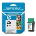 Cartucho original HP 26 Negro 35 ml (51626A)